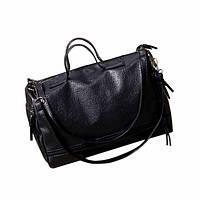 Женская объемная стильная сумка VA-2