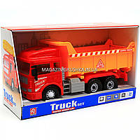Машина игрушечная «TruckSet» - грузовик RJ6683-4
