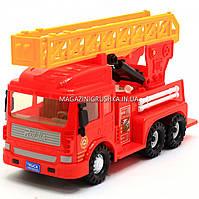Машина игрушечная «TruckSet» - Пожарная машинка RJ6683-1