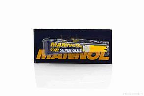 """Клей  цианоакриловый, 3г  """"MANNOL""""  (SUPER GLUE)  ГЕРМАНИЯ  #9822"""