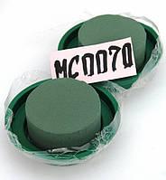Ваза с оазисом ( Mini Cylinder)