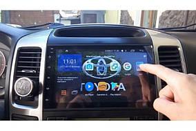 Автомагнитола штатная Toyota Prado 120 (2008) Android 5.0.1 (MD-0556)