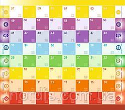 """Дополнительное большое поле (68х70)см.для игр """"Лила Чакра""""и""""Код Крайона""""."""