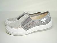 Сріблясті сліпони Waldi (Валді). Розміри 30., фото 1
