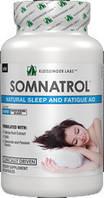 AllMax Nutrition. Somnatrol 60 caps. Помогает организму справиться с нервным напряжением, здоровый сон