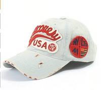 DISCOVERY USA (бейсболка в винтажном стиле)