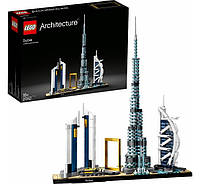 Lego Architecture Дубай 21052