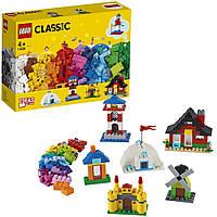 Lego Classic Кубики и домики 11008