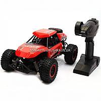Машинка игрушка Джип на радиоуправлении Красный (1:14) - свет, звук SL-136A, фото 1