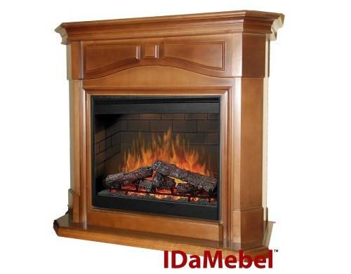 Камин портал для электрокамина DIMPLEX IDaMebel Chicago (портал без очага для Symphony 26)