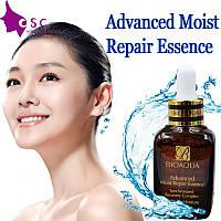 """""""Bioaqua Advanced Moist Repair Essence"""" антивозрастная сыворотка от морщин с гиалуроновой кислотой (30 мл)."""