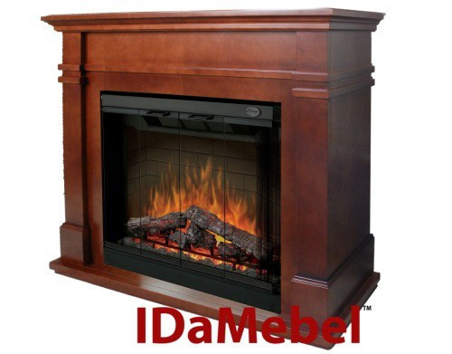 Камин портал угловой для электрокамина DIMPLEX IDaMebel Florida (портал без очага для Symphony 26)
