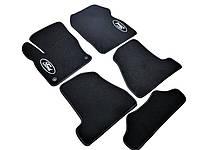 Коврики в салон ворсовые для Ford Focus III (2011-)/Чёрные, кт. 5шт BLCCR1152