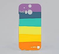 HTC One M8  Чехол бампер Задняя крышка для HTC One M8