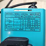 Сварочный аппарат Grand ММА-320 + маска хамелеон, фото 6