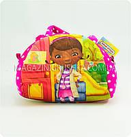 Мини-сумочка детская «Любимые герои» - Доктор Плюшева