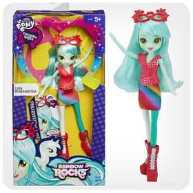 "Кукла ""Rainbow Rocks Neon"" Девушки Эквестрии - Лира Хартстрингс"