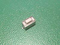 Кнопка тактовая SMD 2-pin 3.4х6х4.3 мм