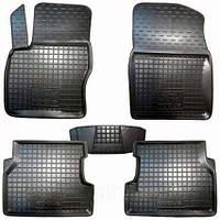 Коврики в салон для Ford Focus 2004-2011 черный, кт - 4шт 11177 Avto-Gumm