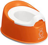 Горшок BabyBjorn Smart Potty (оранжевый)