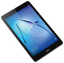 "Планшетный ПК Huawei MediaPad T3 7 8GB 3G Grey (BG2-U01A); 7"" (1024x600) IPS / Spreadtrum SC7731G / ОЗУ 1 ГБ / 8 ГБ встроенной + microSD до 128 ГБ /, фото 3"