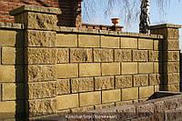 Колотый блок (400х200х200; 200х200х200)