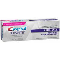 Зубная паста Crest 3D White Brilliance Vibrant Peppermint