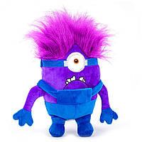 Мягкая игрушка «Злой миньон-мутант» 00515 цвет сиреневый