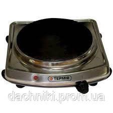 Электрическая плита дисковая - нержавейка (1 диск) (Термия), фото 2