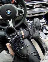 Женские зимние кроссовки в стиле Buffalo London с мехом, фото 3