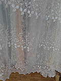 Тюль из органзы B-595