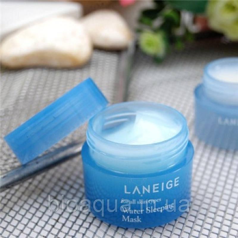 Увлажняющая ночная маска Laneige Water Sleeping Mask 15 g (без коробки)