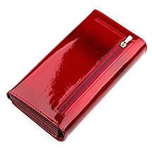 Кошелек женский ST Leather 18392 (S2001A) многофункциональный Красный, фото 2