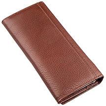 Универсальный кошелек для женщин ST Leather 18873 Коричневый, фото 2