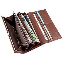 Универсальный кошелек для женщин ST Leather 18873 Коричневый, фото 3