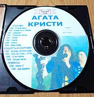 MP3 диск Агата Кристи, фото 1