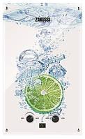 Водонагреватель газовый проточный Zanussi GWH 10 Fonte Glass Glass Lime (GWH10FONTEGLASSLIME)