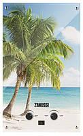 Водонагреватель газовый проточный Zanussi GWH 10 Fonte Glass Paradiso (GWH10FONTEGLASSPARADISO)