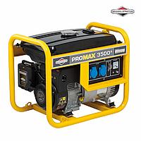 Генератор бензиновый BRIGGS & STRATTON Pro Max 3500A (3,4 кВт)