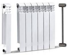 Радиатор биметалл Diva 10 секций 500/85