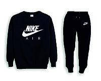 Мужской спортивный костюм, чоловічий костюм (реглан+штаны) Nike S156, Реплика