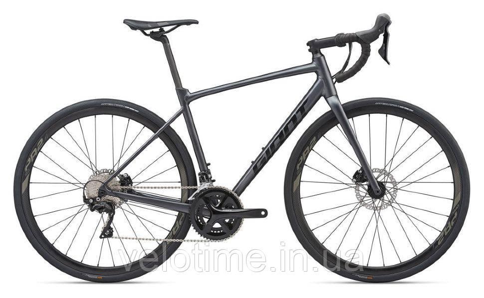 Giant Contend AR 1 28 2020 (M, серый-черный)