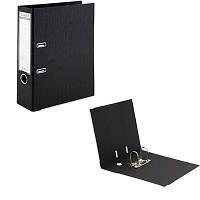 Папка регистратор А4 Axent 75мм Prestige черная собранная 17200-01С-А
