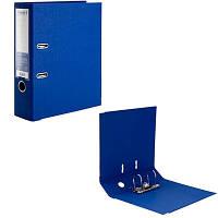 Папка регистратор А4 Axent 75мм Prestige синяя собранная 17200-02С-А