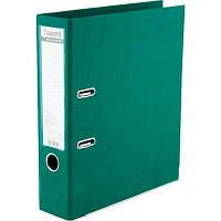 Папка регистратор А4 Axent 75мм Prestige зеленая собранная 17200-04С-А