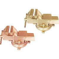 Тиски слесарные искробезопасные 0-125 мм, 125 мм GARWIN (GSX-UK04)