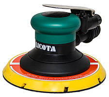 Шлифмашинка пневматическая 150 мм х 5,0 мм LICOTA (PAS-10067-6APRO)