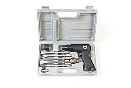 Пневматический молоток в комплекте с зубилами в кейсе 10 пр. LICOTA (PAH-20002HK)