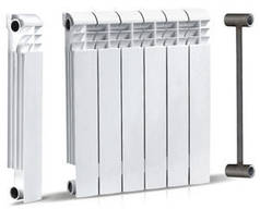 Радиатор биметалл Classic+ 10 секций 500/85