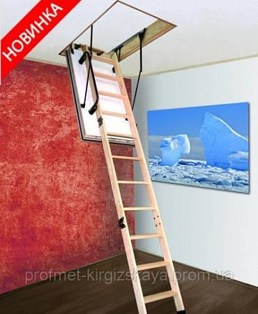 Чердачная лестница OMAN Solid Polar Максимально утепленная чердачная лестница.